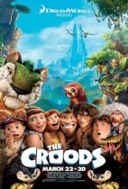 Croodlar Türkçe Full HD Film izle