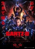 Gantz: O Türkçe Full HD Film izle