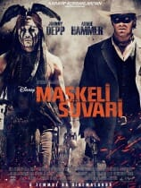 Maskeli Süvari Full HD Film izle