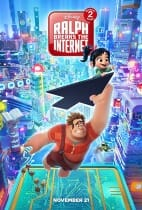 Ralph ve İnternet Full HD Film izle