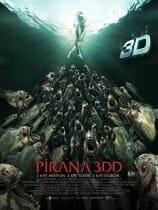 Pirana 3DD Full Film HD izle