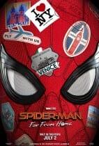 Örümcek Adam Evden Uzakta Full Film HD izle